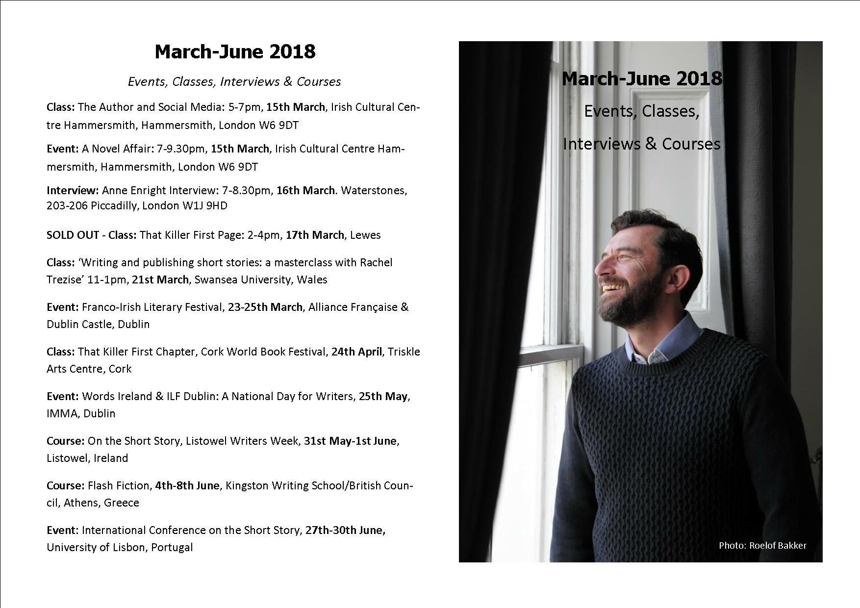 March-June 2018